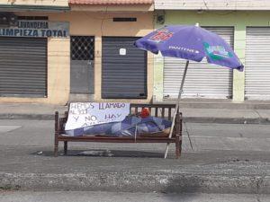 """Covid-19 in Ecuador: """"morti abbandonati in strada!"""""""