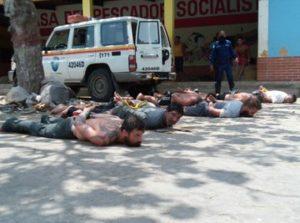 Venezuela: el gobierno capturó a un nuevo grupo armado proveniente de Colombia