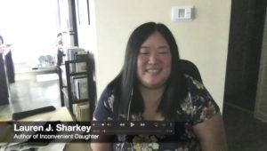 Face 2 Face with Lauren J  Sharkey