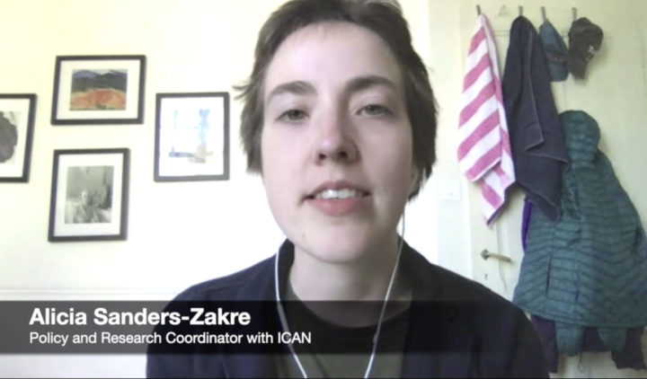 Face 2 Face with Alicia Sanders Zakre from ICAN