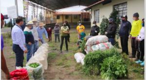 Voces de Guayaquil, epicentro de la pandemia en Ecuador (XVI): «Los alimentos no son una mercancía sino un derecho humano»