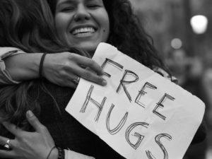 My Corona Hug