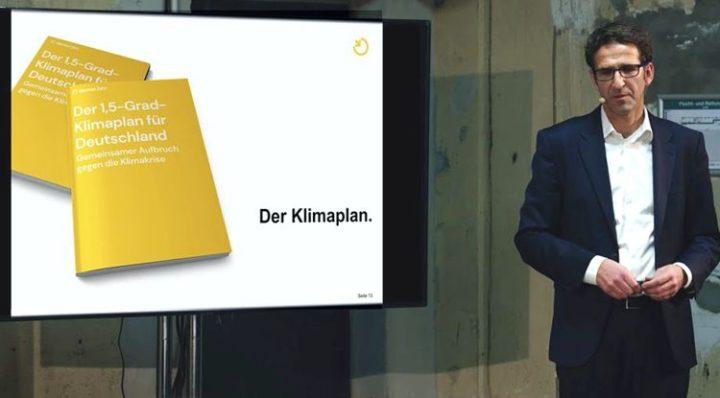 """""""German Zero"""": Der Politik unter die Arme greifen"""