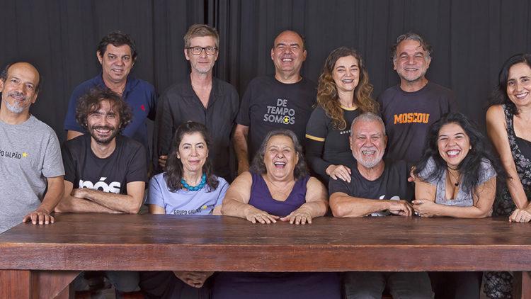 Histórias de quarentena inspiram Grupo Galpão
