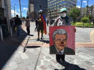 Die Arbeiter*innen Ecuadors erheben ihre Stimme angesichts einer abwesenden Regierung