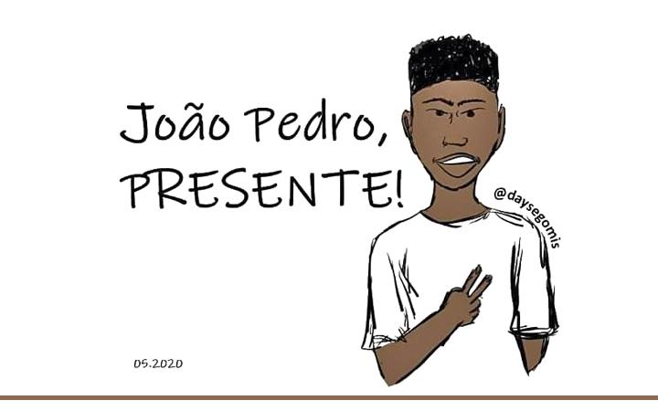¡El asesinato de Juan Pedro nos indigna y no será en vano!