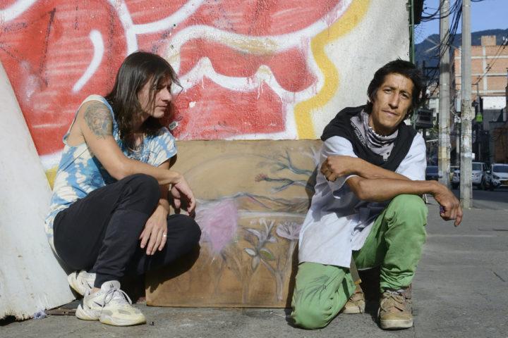 Streetfighters: un colectivo al servicio de los habitantes de calle