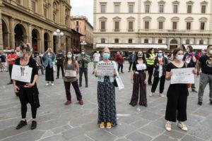 Manifestazioni a Firenze: Lavoratori dello spettacolo – Sindacalismo di base e comitati fiorentini