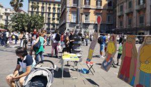 """Napoli: insegnanti e studenti in piazza, """"per il prossimo anno risposte concrete"""""""