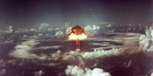 ICAN condemns U.S. consideration of resuming nuclear testing