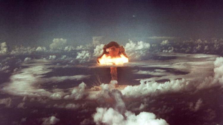 ICAN condamne le fait que les États-Unis envisagent de reprendre les essais nucléaires