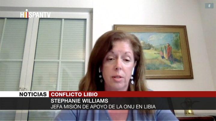 ONU alerta de recrudecimiento del conflicto libio por apoyo foráneo