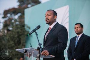 Etiopía sostiene la Iniciativa del Legado Verde