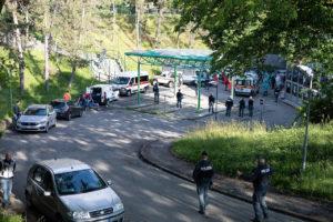 Senza fissa dimora: sgombrati i presidianti in piazza Palazzo di Città a Torino