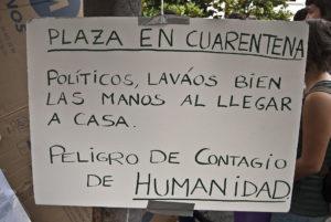 """#9Años15M «Después de la cuarentena hagamos que el Mundo merezca la pena"""""""
