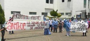 Proyecto de Ley en Colombia busca dignificar condiciones laborales actuales del Talento Humano del sector salud