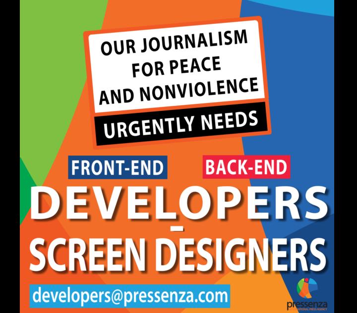 Programmierer*innen für Frieden und Gewaltfreiheit