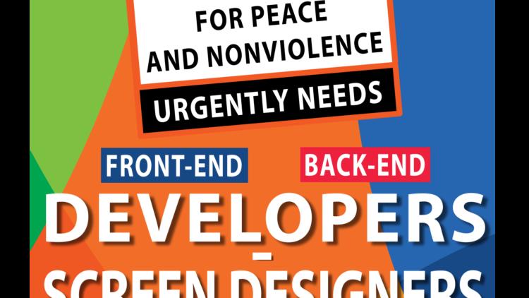 Önkéntes munkatársat keresünk Weboldalaink továbbfejlesztéséhez