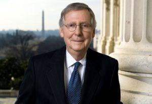 McConnell: presidente del Senato e facilitatore di Trump