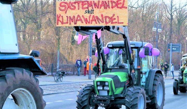 Fridays for Future richtet Appell an die EU: Neustart in der GAP zur Bewältigung der Klimakrise