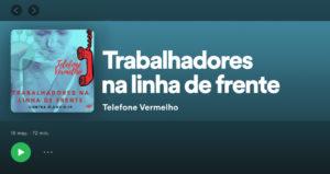 Telefone Vermelho 18|05