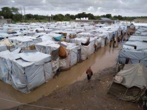 Un millón de desplazados están en peligro en Yemen