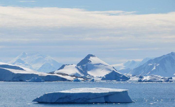 El nivel del mar sube cuando la Antártida se derrite