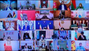 Virtueller Gipfel der Blockfreien zu Covid-19