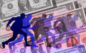 La carrera del banquero