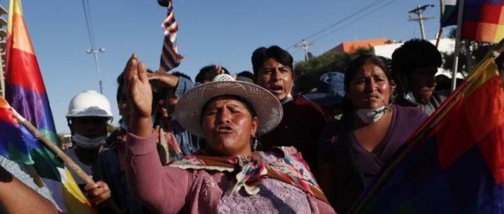Bolivia: ¡ELECCIONES YA! El falso dilema de elegir entre la vida o las elecciones a 6 meses del golpe de estado