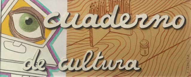 Cuaderno de cultura