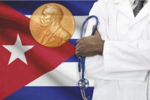 European organizations support Nobel Peace Prize for Cuban doctors