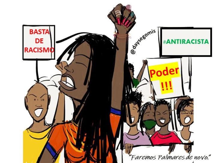 A Falsa Abolição e a cruel celebração da atual presidência da Fundação Palmares