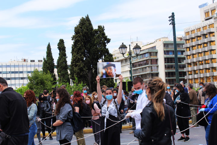 demonstration_ArtWorkers_Athens12