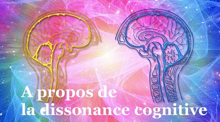 A propos de la « dissonance cognitive »