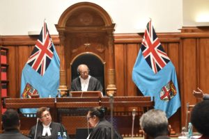 Fidji : ratification du Traité sur l'interdiction des armes nucléaires (TIAN)