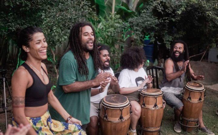 Quilombaque: firmeza permanente, não-violência, arte… emancipação