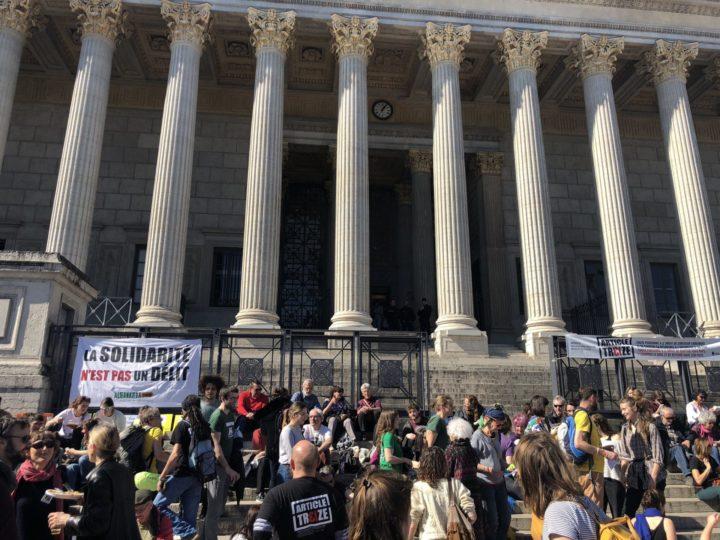 Francia: la solidarietà non è un reato. Assoluzione definitiva per Cédric Herrou