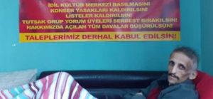 Ibrahim Gökçek conclude il suo sciopero della fame