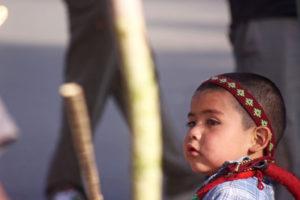 Kalfulikan, la memoria y el espíritu de un niñomapuche