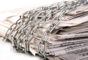 La stampa italiana nei periodi di crisi