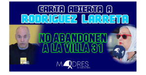 Argentina: primera víctima mortal de Coronavirus en la Villa 31