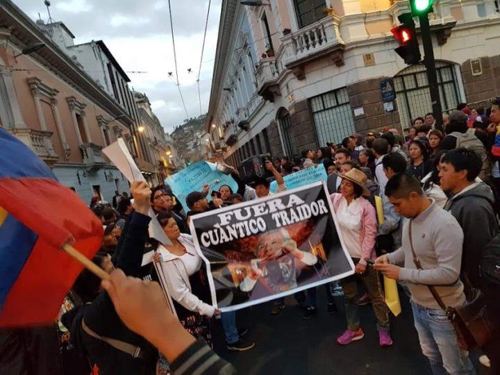 Manifesto per l'Ecuador