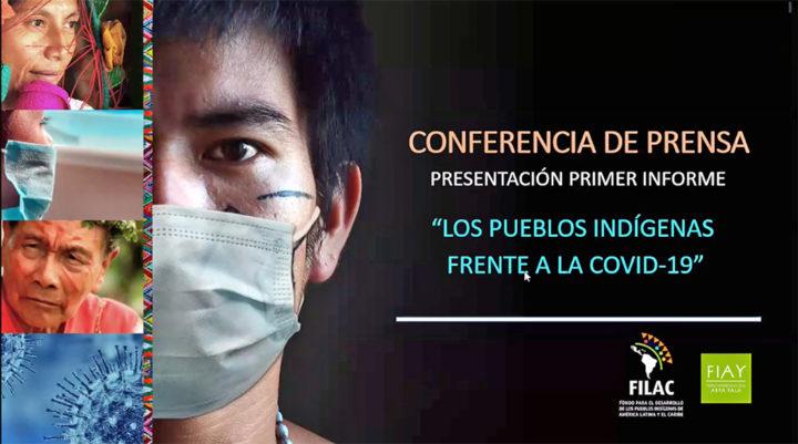 Coronavirus: Pueblos indígenas en serio peligro de desaparición