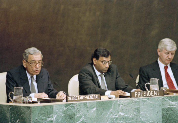 25 Years After the Indefinite Extension of The Nuclear Non-Proliferation Treaty: A Field of Broken Promises and Shattered Visions