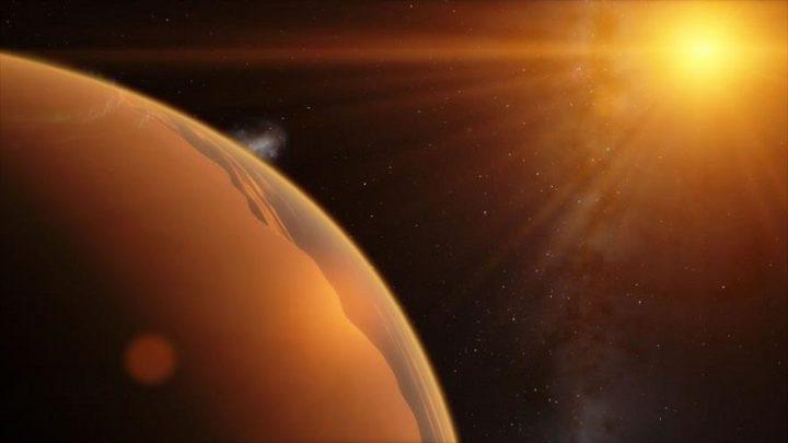 Une planète semblable à la Terre se trouve à près de 25 000 années-lumière