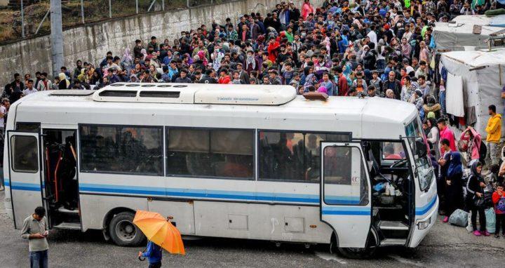 Ξενοφοβία λόγω «ανωτέρας βίας» εισηγείται τώρα ο Μηταράκης