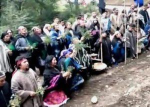 Chile: el aislamiento comunitario voluntario y el sistema de medicina tradicional de las comunidades mapuche