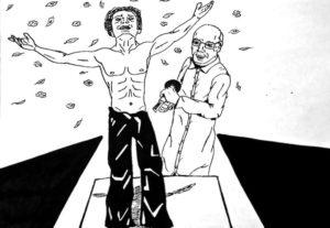 """Raffaele Fiore: """"Trasformando l'uomo, trasformiamo il mondo. La medicina come arte della rivoluzione."""""""