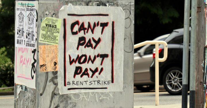 La plus grande grève des loyers en un siècle a commencé à New York et ailleurs
